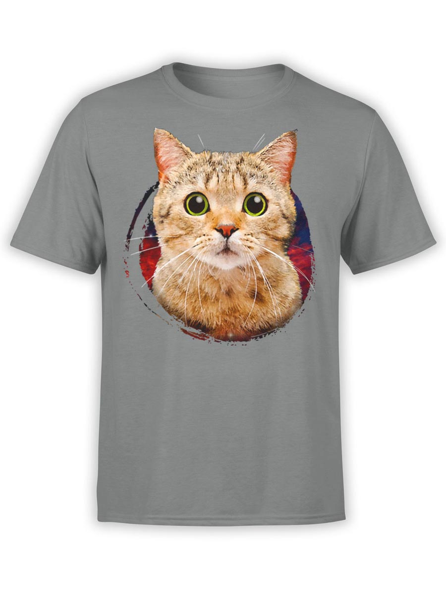 0039 Cat Shirts Hi Front Army