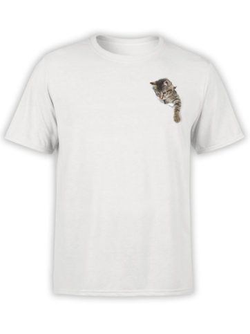 0042 Cat Shirts Paper Hole Amazon