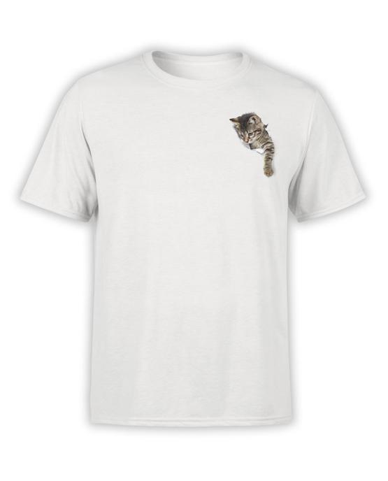 0042 Cat Shirts Paper Hole Amazon