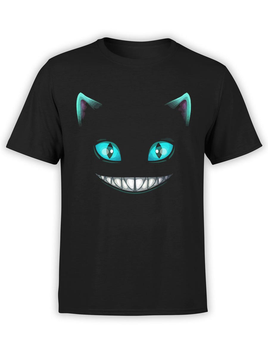 0165 Cat Shirts Smile Front