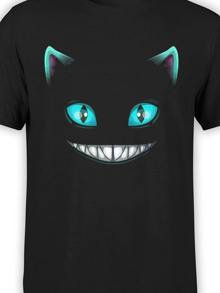 0165 Cat Shirts Smile Front Color