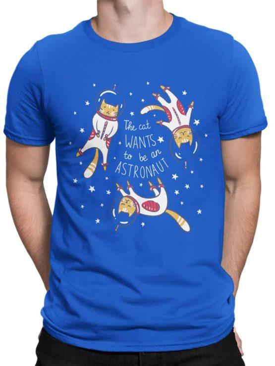 0182 Cat Shirts Astrocats Front Man