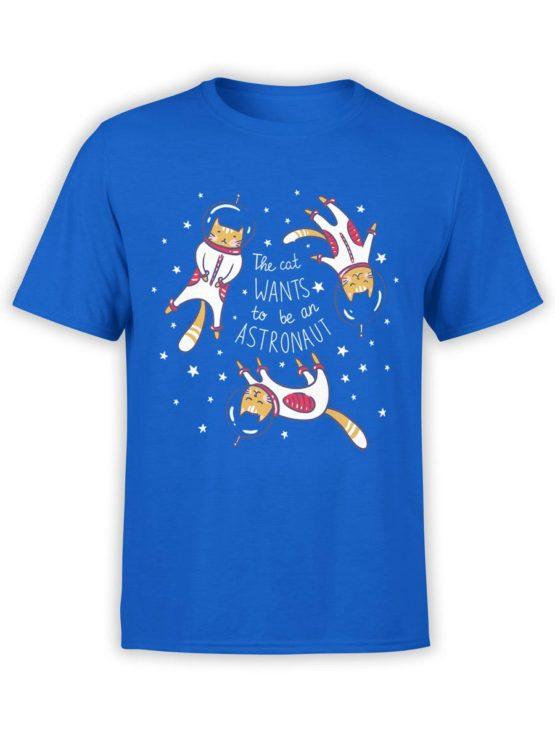 0182 Cat Shirts Astrocats Front True Royal