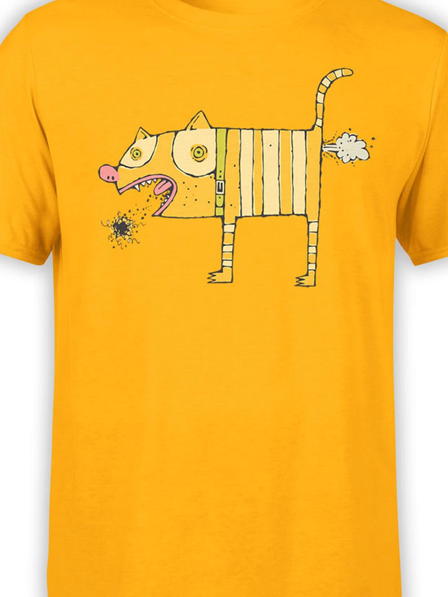 0199 Cats Shirts Love Cats Front Color