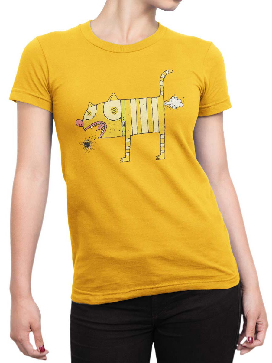 0199 Cats Shirts Love Cats Front Woman