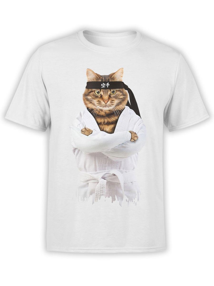 0200 Cat Shirts Cat San Front Ash