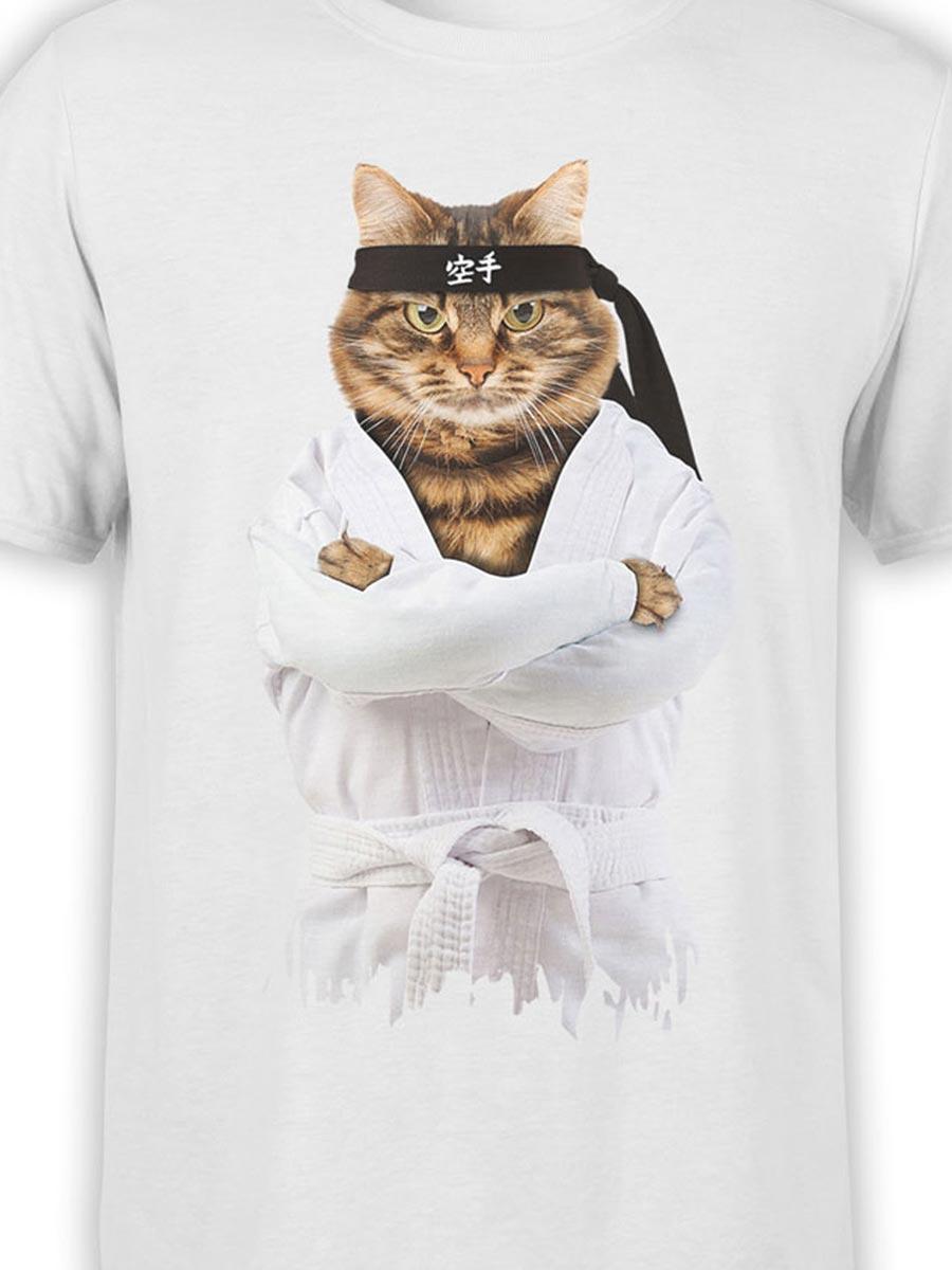 0200 Cat Shirts Cat San Front Color