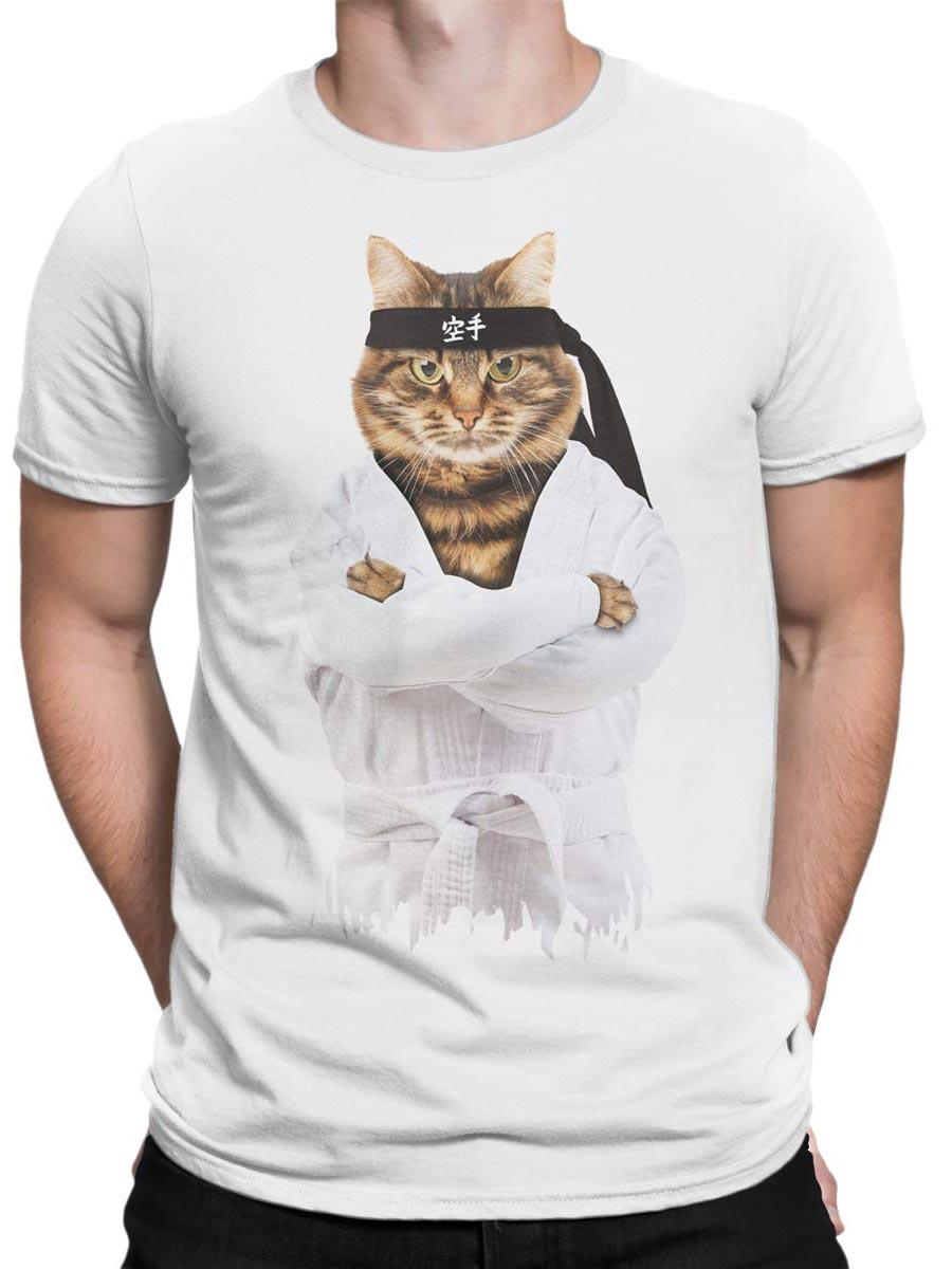 0200 Cat Shirts Cat San Front Man
