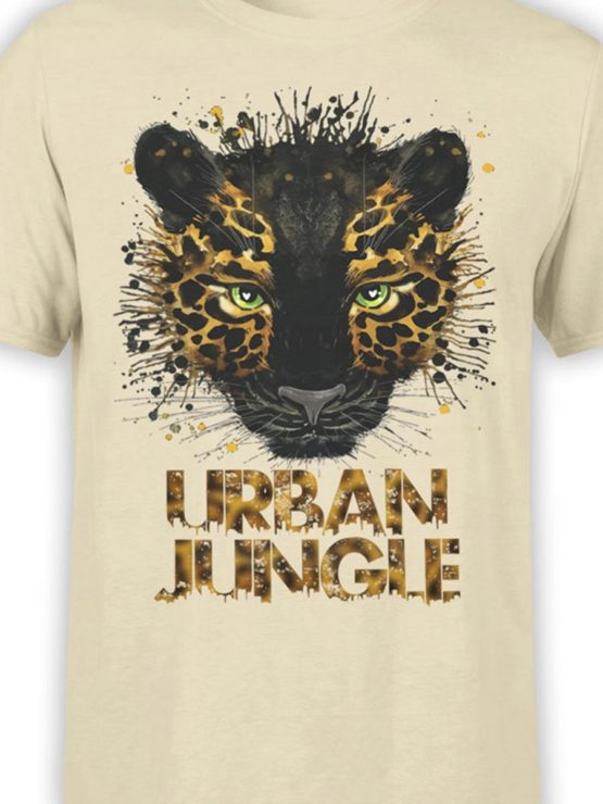 0268 Cat Shirts Jaguar Front Color