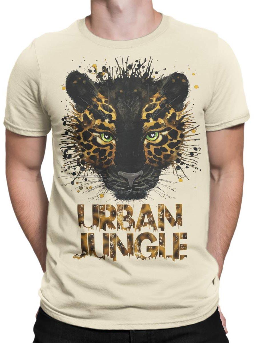 0268 Cat Shirts Jaguar Front Man