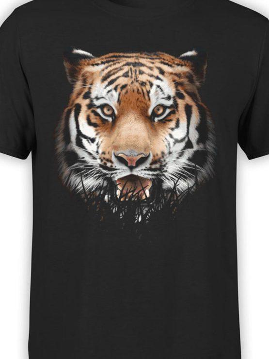 0302 Tiger T Shirt Ambush Front Color 1