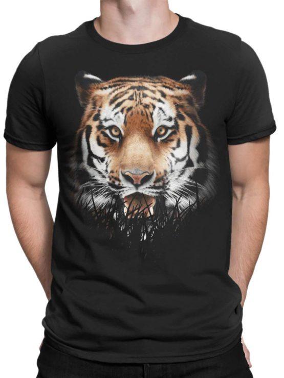 0302 Tiger T Shirt Ambush Front Man