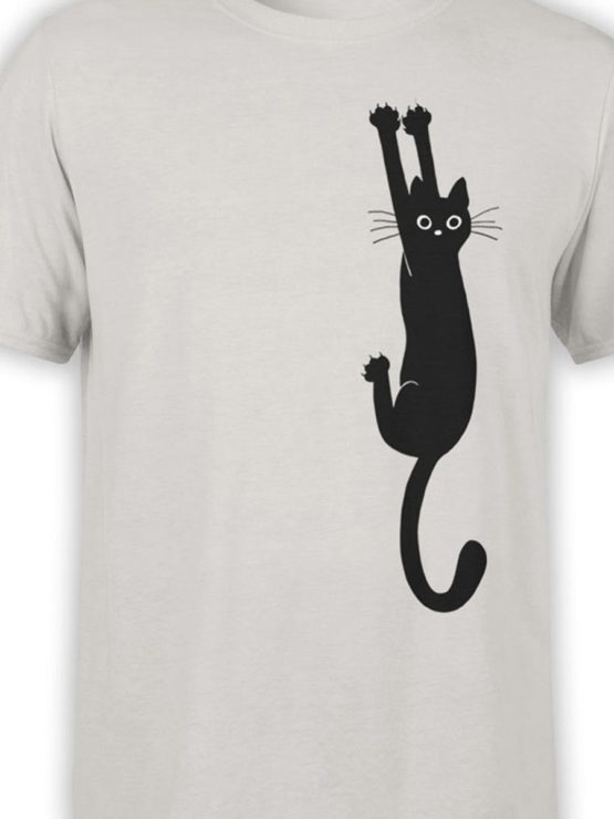 0450 Cat Shirts Hanging Front Color