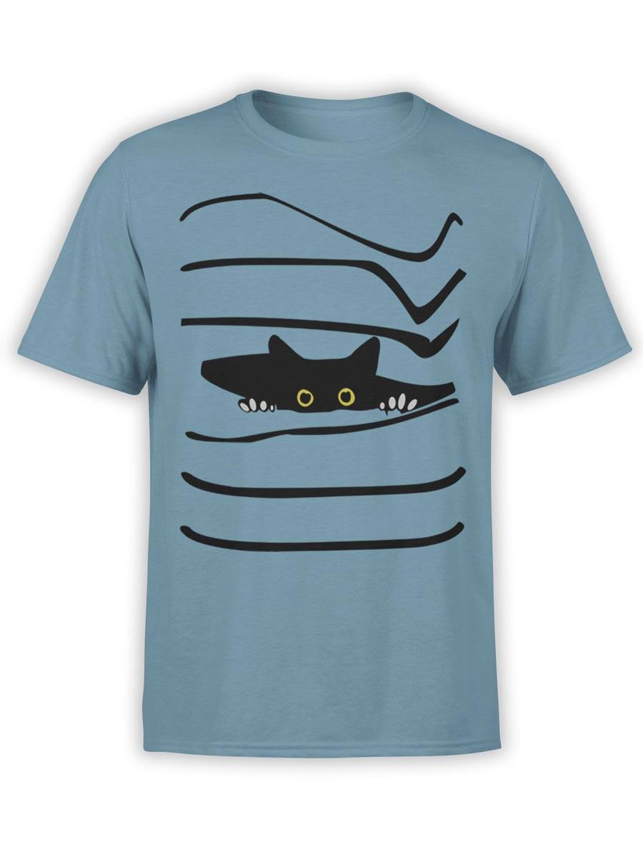 0468 Cat Shirts Spy Front