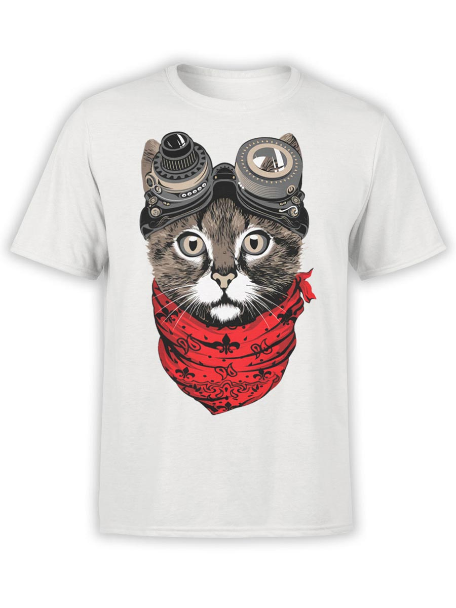0482 Cat Shirts Engineer Front