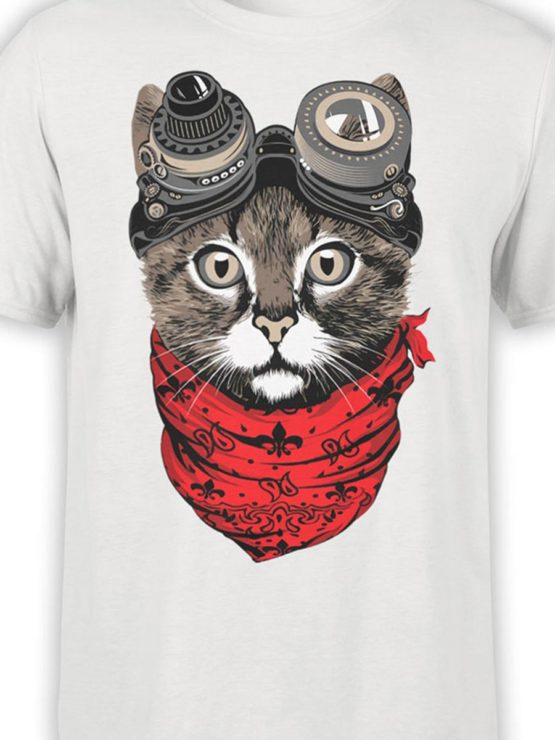 0482 Cat Shirts Engineer Front Color