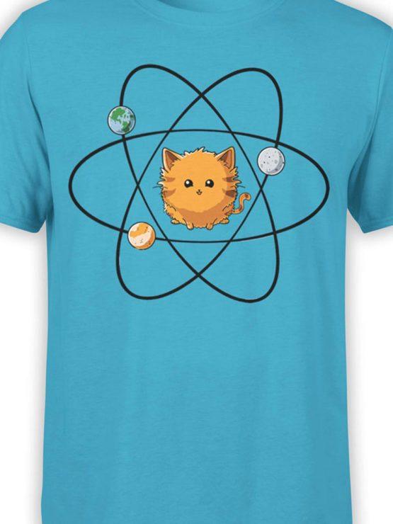 0483 Cat Shirts Sun Front Color