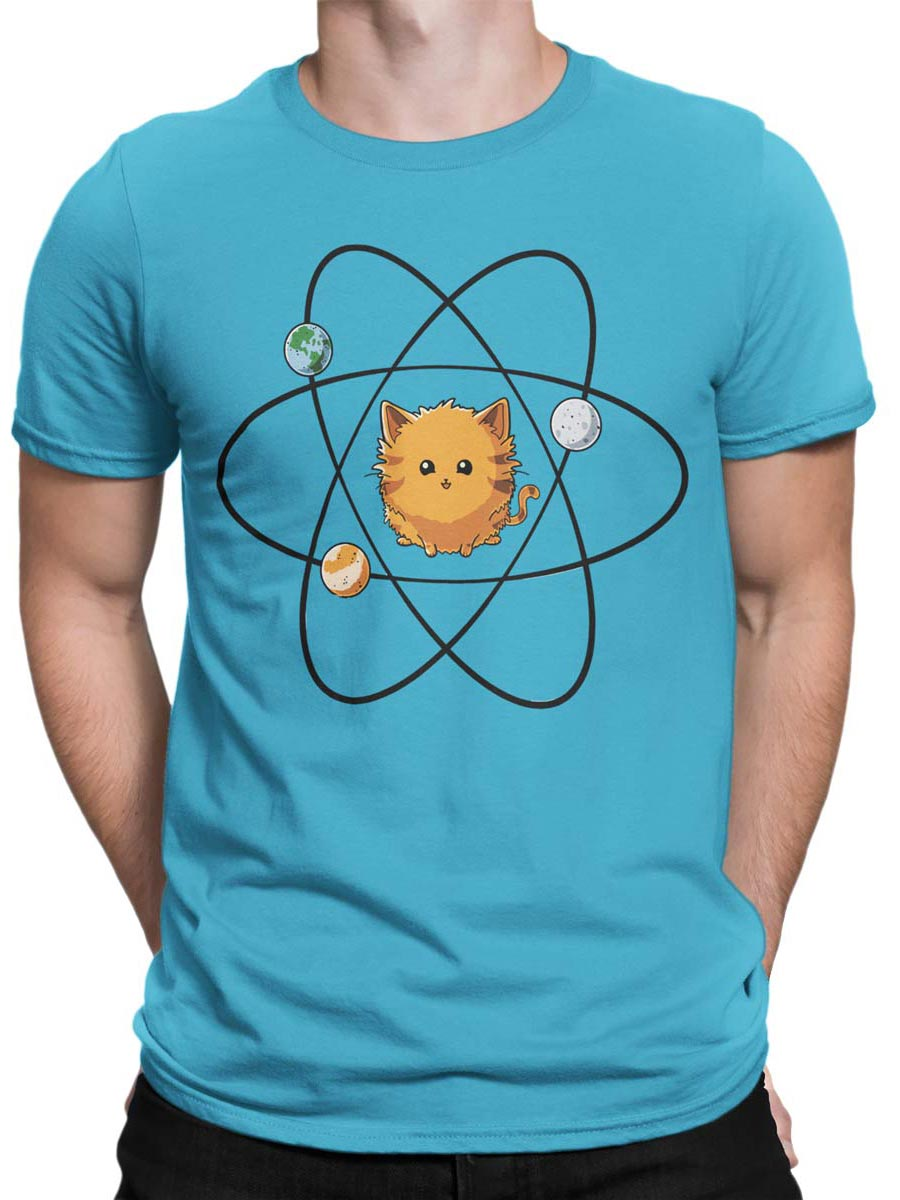 0483 Cat Shirts Sun Front Man