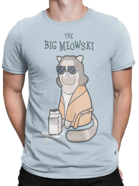 0496 Cat Shirts Meowski Front Man