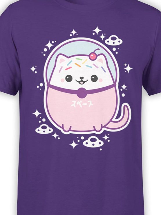0503 Cat Shirts Sugarhai Cute Front Color