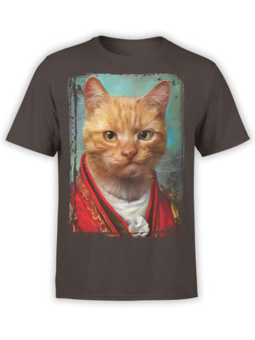 0607 Cat Shirts General Wise Front