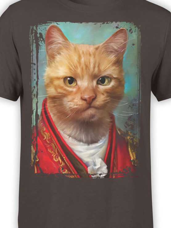 0607 Cat Shirts General Wise Front Color