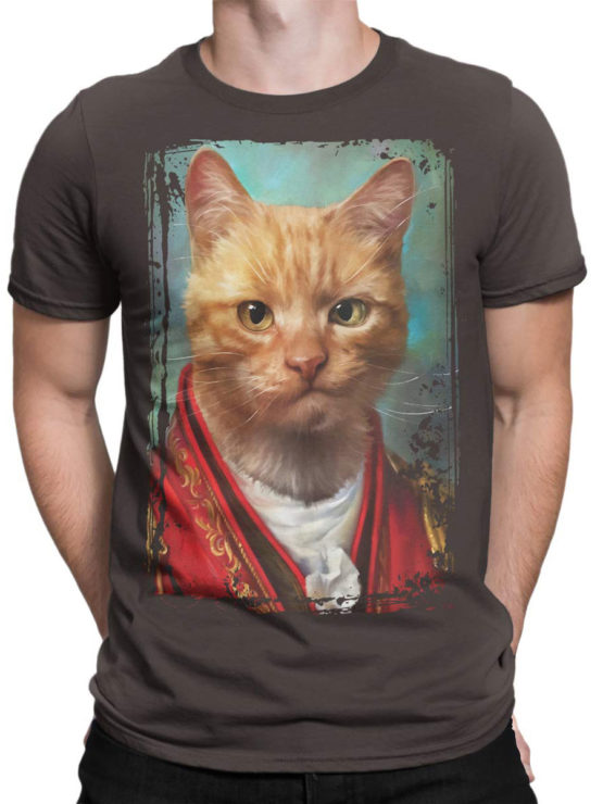 0607 Cat Shirts General Wise Front Man