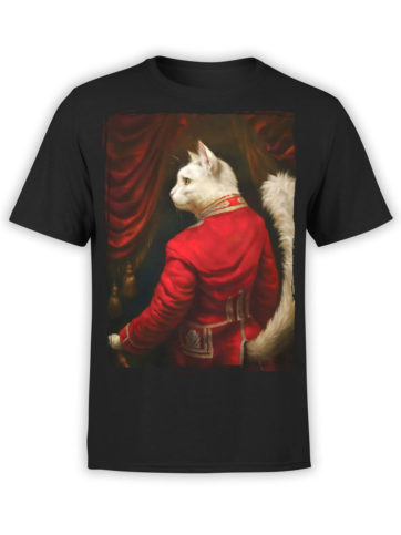 0677 Cat Shirts Sir Front