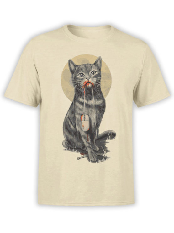 0922 Cat T Shirt My Mouse Front