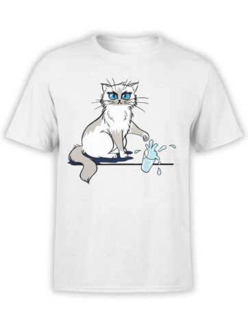 0981 Cat T Shirts No Front